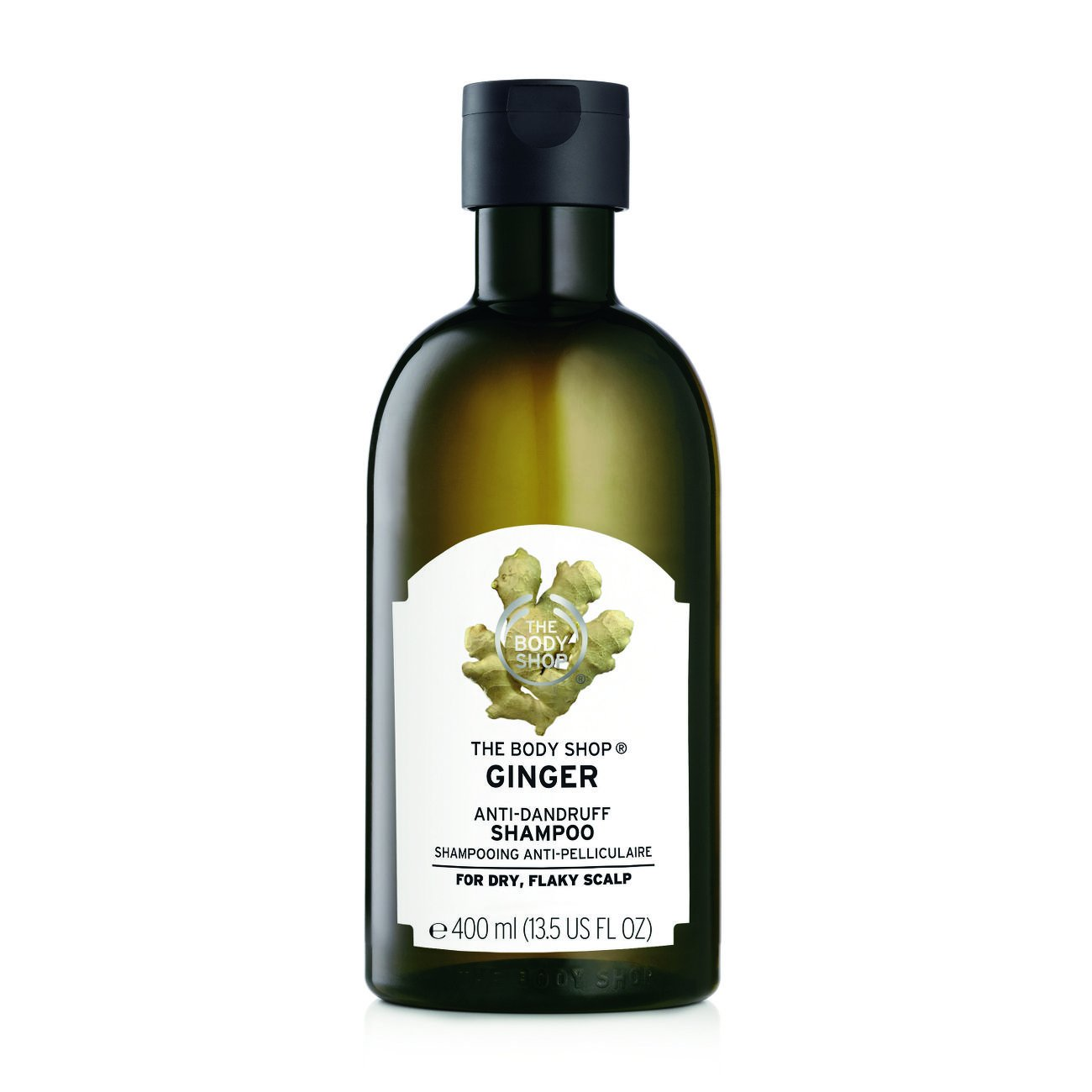 The Body Shop Ginger Scalp Care Shampoo, 13.5 Fl Oz by The Body Shop