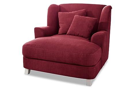 Sofá XXL-sillones asado - micro de terciopelo de colour ...
