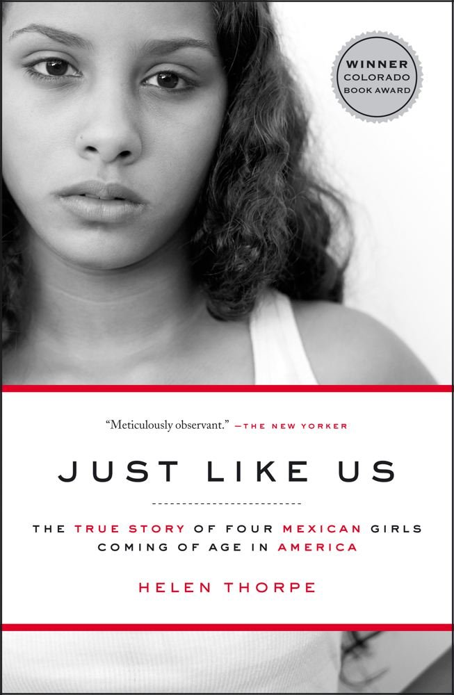 Read Online Just Like Us: The True Story of Four Mexican Girls Coming of Age in America PDF