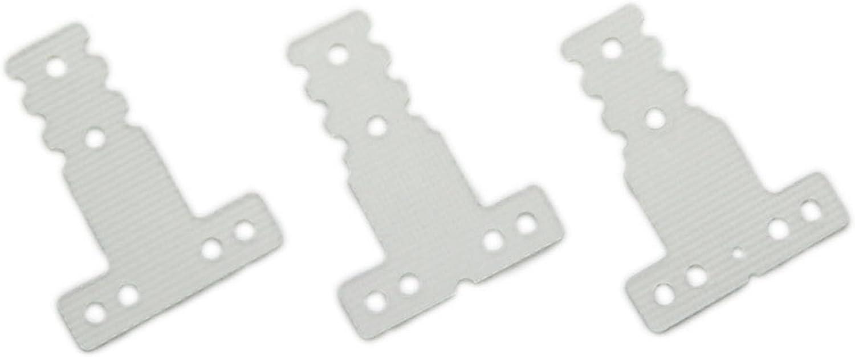 MZW409 Japan Import Kyosho FRP Rear Suspension Plate Set MM // LM for // MR-03