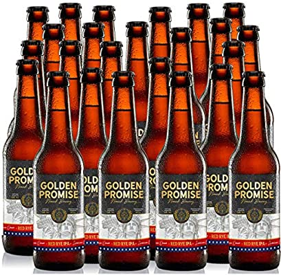 Pack 24 botellines 33cl AMERICAN DREAM RED RYE IPA - CERVEZAS ...
