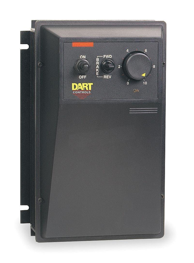 DC Speed Control, 90VDC, 10A, NEMA 4/12: Motor Speed Controllers ...