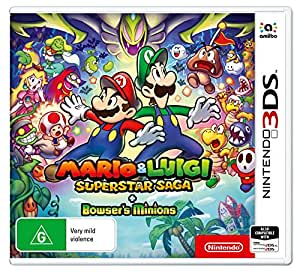 Mario and Luigi Superstar Saga Bowsers Minions