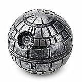 Brandnew Enterprises Death Star Weed Grinder with 1.9-Inch 3 Piece Crusher and Pollen Catcher