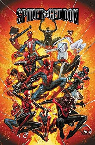 Spider-Geddon [Gage, Christos] (Tapa Blanda)
