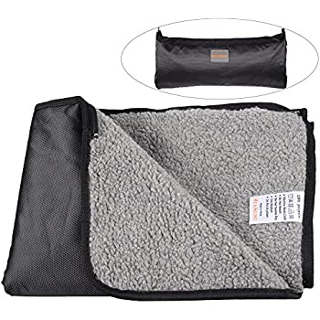 "Amazon.com : 100% Waterproof Mambe Pet Blanket (Large 58""x"