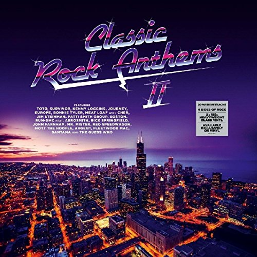 Classic Rock Anthems 2 / V/A