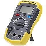 NiceEshop 621033972470 XC6013L - Capacímetro, color amarillo