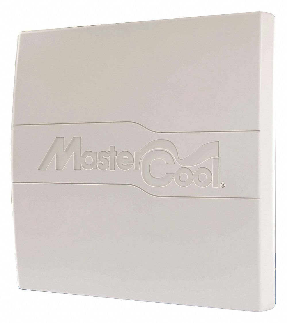 "MASTERCOOL Grille Cover, 22"" H x 22.25"" W x 2.13"" D for Mfr No. MCP44, MCP44E, WPL44 WPL44NP"