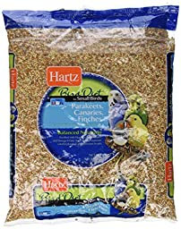 Hartz Bird Diets Food for Small Birds