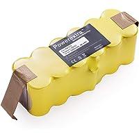 Powerextra Roomba Batería de Repuesto Recargable 14.4V 3500mAh