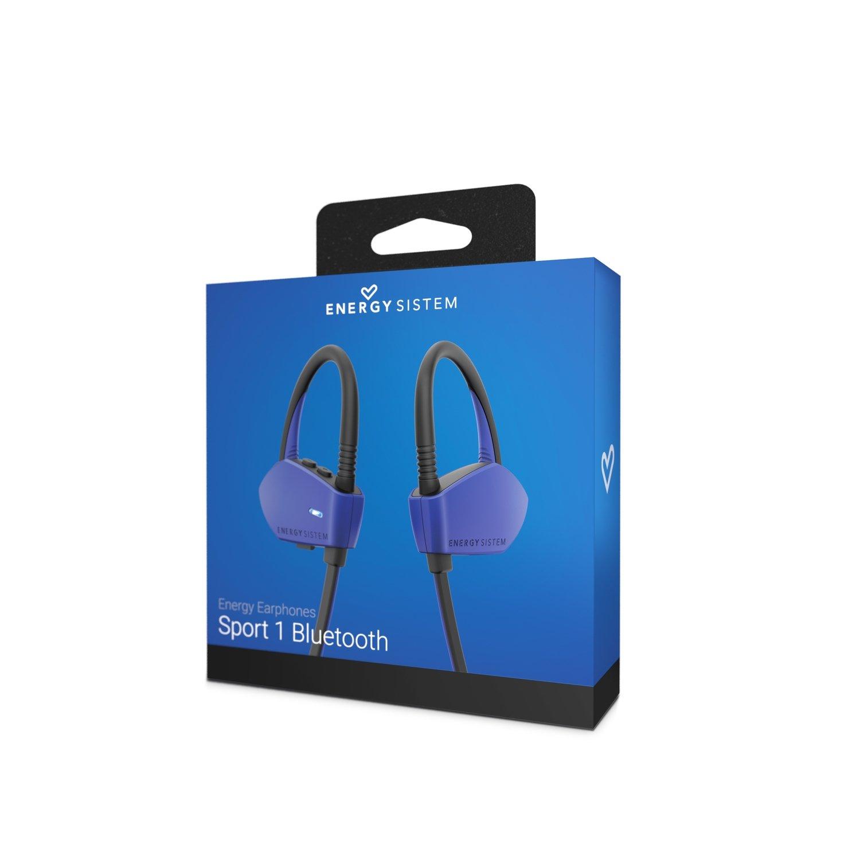 Amazon.com: Energy System Energy Sport 1 - Auscultadores Intra-aurais com microfonoe - Intra-Auricular - montagem sobre a orelha - Bluetooth - SEM fios ...