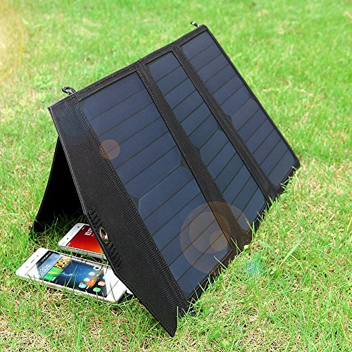 allimity-21W-2-USB-Portable-Foldable-Solar-Battery-Charger-External-Battery-Charger-Pack-for-iPhones-iPads-Samsung-Sony-HTC-Blackberry-Backpack-Camping-Hiking-and-Outdoor-Activities