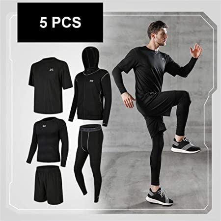 Tuta Da Uomo Abbigliamento Sportivo Giacche Da Corsa Tute Da