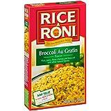Rice a Roni Rice Mix, Broccoli au Gratin, 6.5 Oz