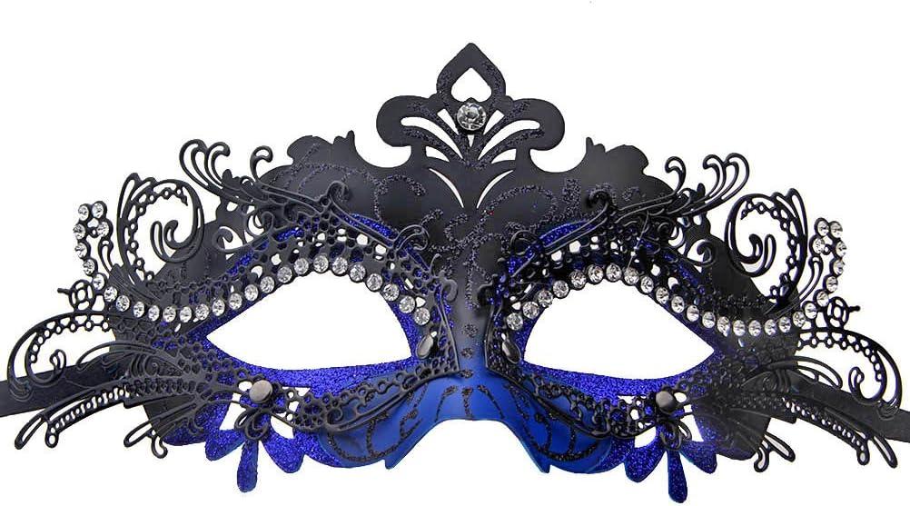 Couple Pair Mardi Gras Mask Venetian Masquerade Ball Mask Party Costume Mask