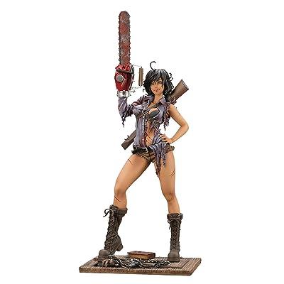 Kotobukiya Ash Williams Evil Dead 2 Dead Statue: Toys & Games