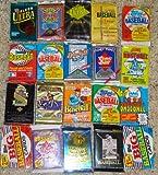 25 Original Unopened Packs of Vintage Baseball Cards (1980s-1990s)
