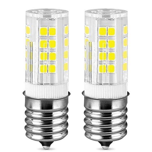 Amazon.com: Bombilla LED E17 de 3,5 W, luz de horno de ...