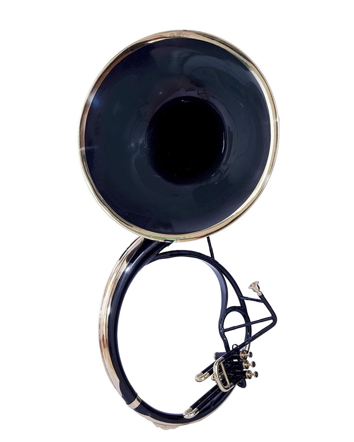 Nasir Ali New student model beautiful Sousaphone Bb 21'' Black