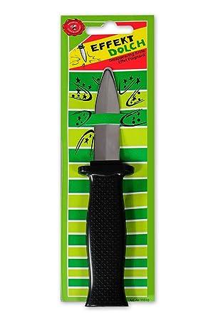 Trickmesser mir magischer Klinge XL Scherzartikel Karneval Fasching Halloween Zauberartikel & -tricks