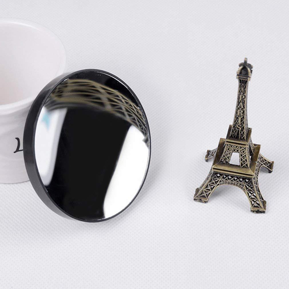 Sunsbell Trucco Mini Specchio Rotondo 15X Specchio ingranditore con Due Ventose