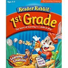 The Learning Company Reader Rabbit 1st Grade