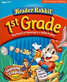 Software : Reader Rabbit 1st Grade