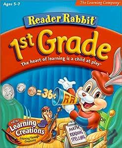 Amazon.com: Reader Rabbit 1st Grade: Software