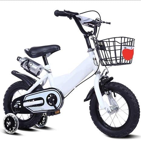 XBNH Bicicleta para Niños Niña Bebé 12-14-16-18 Pulgadas Bicicleta De
