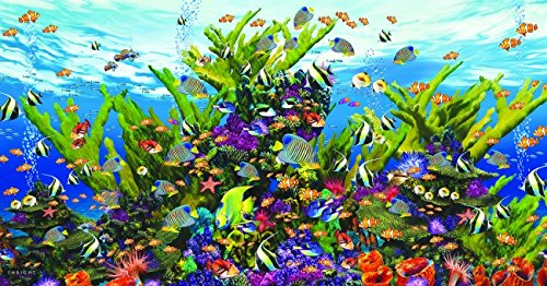 (Aquarium of The Sea 500 Piece Jigsaw Puzzle by SunsOut)