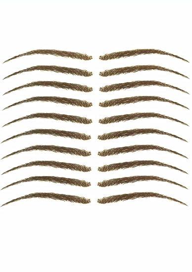 Amazon.com: Cardani Eyebrow Tattoos #12: Natural Shape - Petites ...