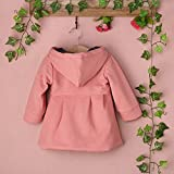 Baby Toddler Girls Fall Winter Trench Coat Wind