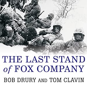 The Last Stand of Fox Company Audiobook