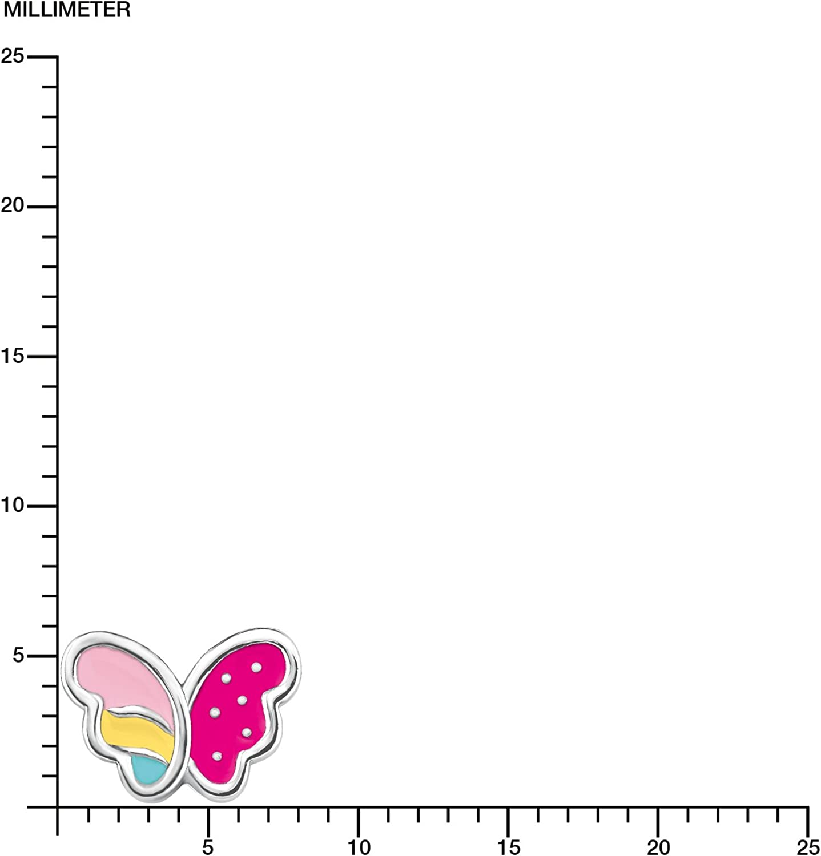 2020969 Prinzessin Lillifee Fille Argent Boutons doreilles