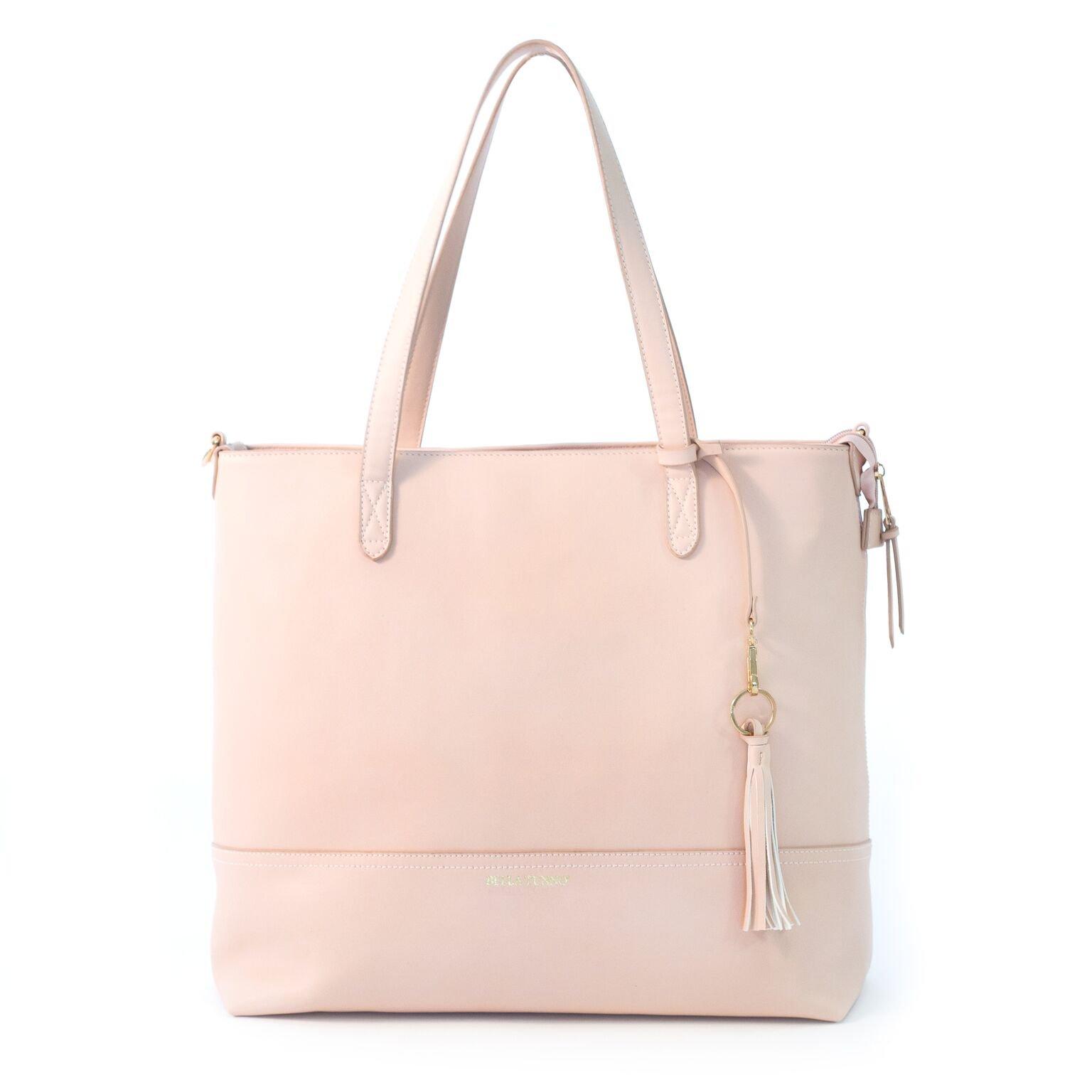 Bella Tunno Boss Bag Tote, Blush