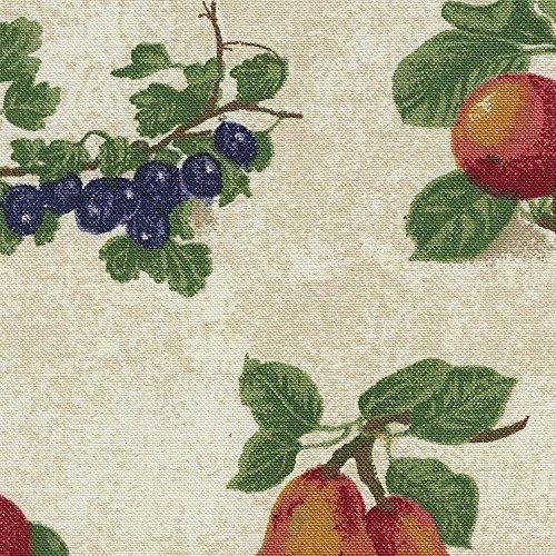 Longaberger Handle Gripper Fruit Medley Fabric New in Bag