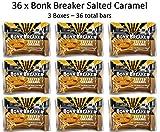 3 x Bonk Breaker Salted Caramel (3 Boxes (36 total bars))