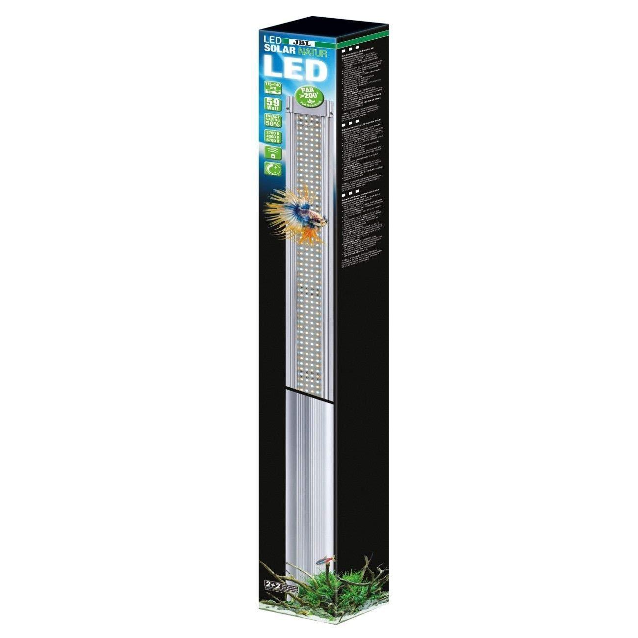 JBL LED lampada solare LED ad alte prestazioni naturale 59 W 1149 – 1200 mm
