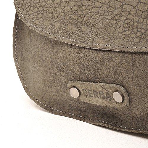 berba Sierra 325 - Kleine Umhängetasche in dark grey