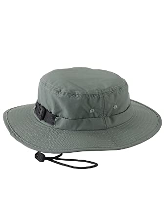 0bbbbce02b7 bx nylon safari guide hat (olive) (os)  Amazon.in  Clothing   Accessories