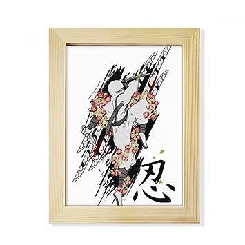 Amazon.com: DIYthinker Japan Culture Ninja Samurai Sword ...