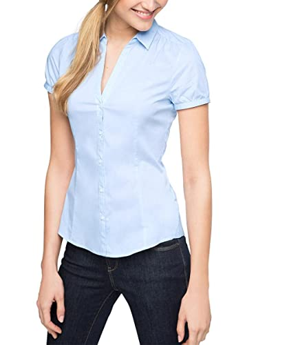 ESPRIT Collection 996eo1f900, Blusa para Mujer