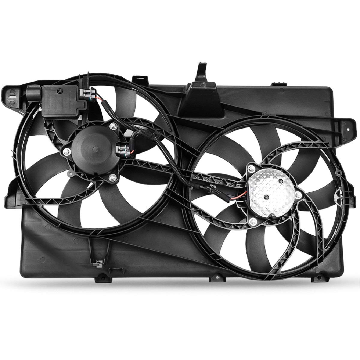 Radiator Cooling Fan For Ford Edge Limited SE SEL Plus Sport Lincoln MKX Base Premium 3.5L 3.7L