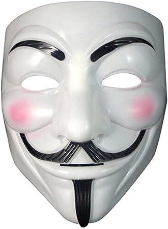 Guy Fawkes Anonymous Halloween Masks V for Vendetta MaskFancy Dress Costume