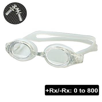 Enzodate optique nager lunettes hypermétropie myopie de RX + 1 à + 8 - 1 à f5307327355d