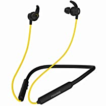 Noise Tune Active Bluetooth Wireless Headset with Upto 10 Hour Playtime, IPX5 Water Resistant