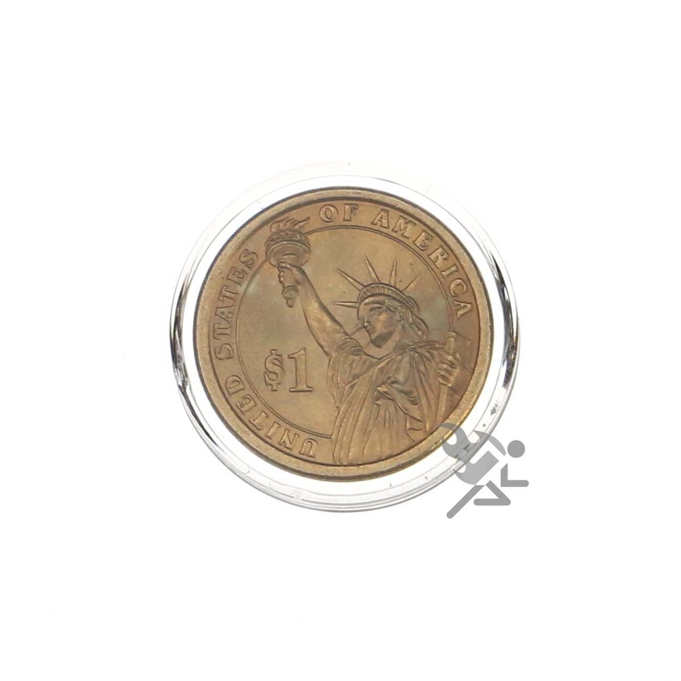 Air-tite A-26 Direct Fit Coin Holder Capsules for SBA Susan B Anthony Sacagawea Small Presidential Dollars 20