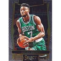 2016-17 Select Basketball Concourse #33 Jaylen Brown Boston Celtics RC Rookie Official Panini America NBA Trading Card