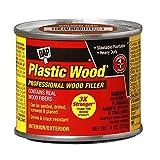 Plastic Wood 4 oz. Golden Oak Solvent Wood Filler (12-Pack)